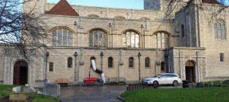 Cathedral Heater Hire