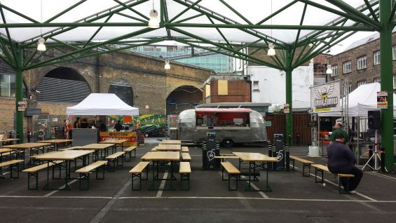 Borough Market Burger Bash Final