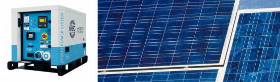 Solar Hybrid Power