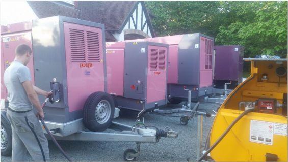 wedding-generator-hire