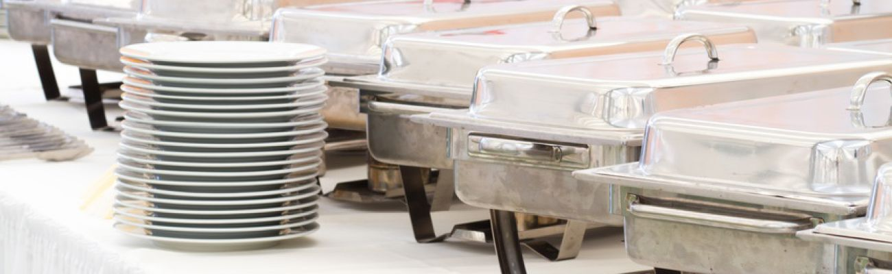 Chafing Dishes Event Hire